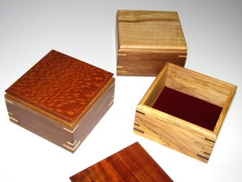 Keepsake or Watch Box